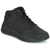 Topánky Muži Členkové tenisky Timberland SOLAR WAVE SUPER OX Čierna