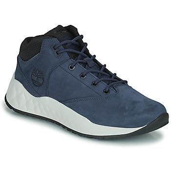 Topánky Muži Členkové tenisky Timberland SOLAR WAVE SUPER OX Modrá