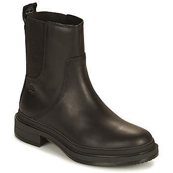 Topánky Ženy Polokozačky Timberland LISBON LANE CHELSEA Čierna