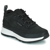 Topánky Deti Členkové tenisky Timberland FIELD TREKKER LOW Čierna