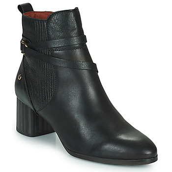 Topánky Ženy Čižmičky Pikolinos CALAFAT Čierna
