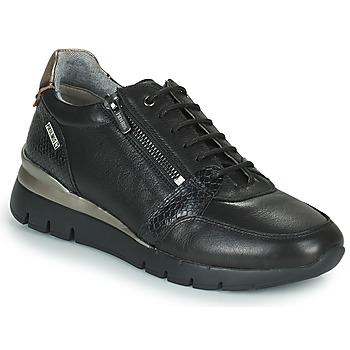 Topánky Ženy Nízke tenisky Pikolinos CANTABRIA Čierna