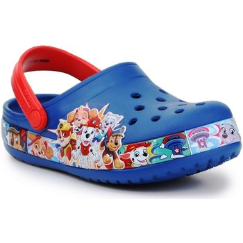 Topánky Chlapci Sandále Crocs FL Paw Patrol Band Clog 205509-4GX red, navy