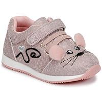 Topánky Dievčatá Nízke tenisky Chicco FLEXY Ružová