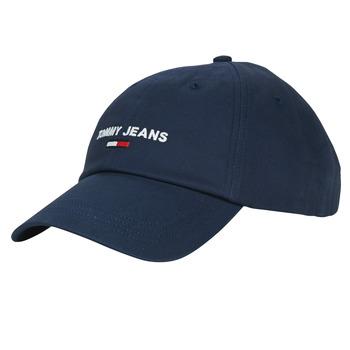 Textilné doplnky Muži Šiltovky Tommy Jeans TJM SPORT CAP Námornícka modrá