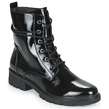 Topánky Ženy Čižmičky Tamaris LOUNI Čierna