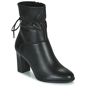 Topánky Ženy Čižmičky Tamaris LOUIS Čierna
