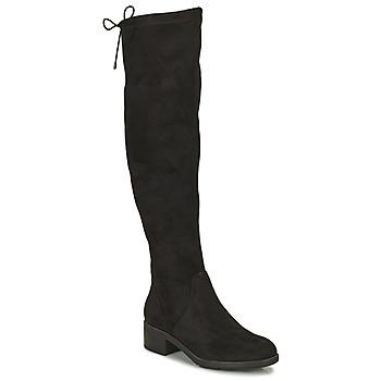 Topánky Ženy Čižmy do mesta Tamaris GUILIA Čierna