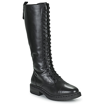 Topánky Ženy Čižmy do mesta Tamaris SITEA Čierna