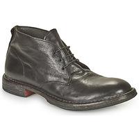 Topánky Muži Polokozačky Moma MINSK Čierna