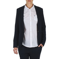 Oblečenie Ženy Saká a blejzre Marc O'Polo CLOTHILDE Námornícka modrá