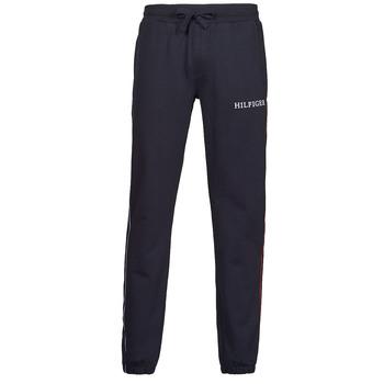 Oblečenie Muži Tepláky a vrchné oblečenie Tommy Hilfiger TAPED HILFIGER SWEATPANTS Námornícka modrá