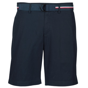 Oblečenie Muži Šortky a bermudy Tommy Hilfiger BROOKLYN LIGHT TWILL Námornícka modrá