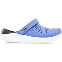 Topánky Muži Šľapky Crocs Literide Modrá
