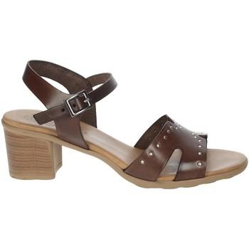 Topánky Ženy Sandále Porronet FI2626 Brown