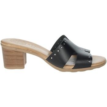 Topánky Ženy Šľapky Porronet FI2625 Black
