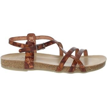 Topánky Ženy Sandále Porronet FI2615 Brown leather