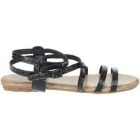 Topánky Ženy Sandále Porronet FI2603 Black
