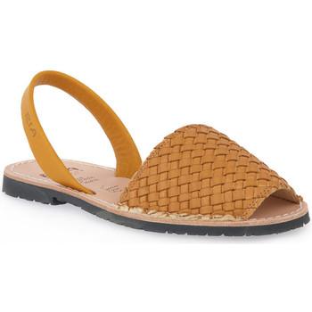 Topánky Ženy Sandále Rio Menorca RIA MENORCA MUSTARD 3039 Arancione