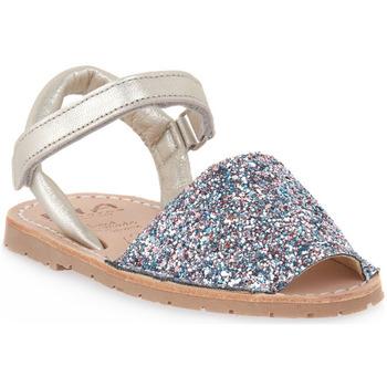 Topánky Dievčatá Sandále Rio Menorca RIA MENORCA  C39 GLITTER Grigio