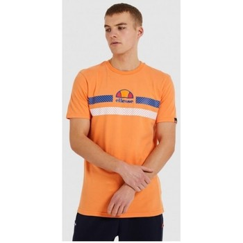 Oblečenie Muži Tričká s krátkym rukávom Ellesse CAMISETA CORTA HOMBRE  SHI09758 Oranžová