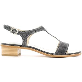 Topánky Ženy Sandále Keys 5409 čierna