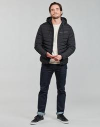 Oblečenie Muži Vyteplené bundy Redskins HARPER LUTETIA Čierna