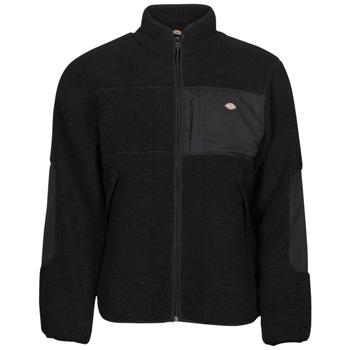 Oblečenie Muži Flísové mikiny Dickies RED CHUTE SHERPA Čierna
