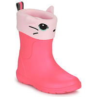 Topánky Dievčatá Gumaky Isotoner 99314 Ružová