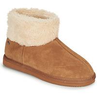 Topánky Ženy Papuče Isotoner 97307 Ťavia hnedá