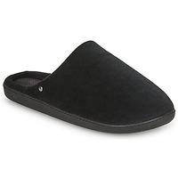 Topánky Muži Papuče Isotoner 98032 Čierna