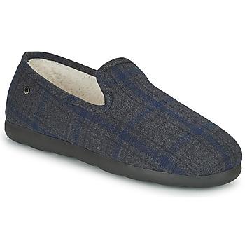 Topánky Muži Papuče Isotoner 98038 Šedá / Modrá