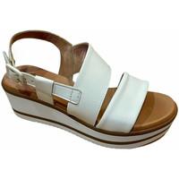 Topánky Ženy Sandále Susimoda SUSI2909bia bianco