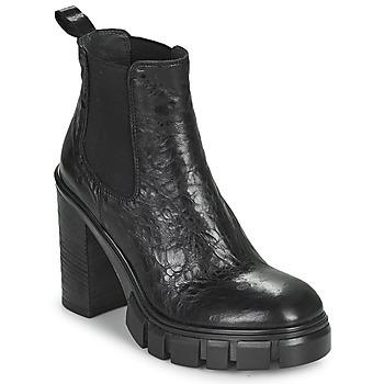 Topánky Ženy Čižmičky Fru.it CAMILLA Čierna