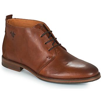 Topánky Muži Polokozačky Kost MADISON Hnedá