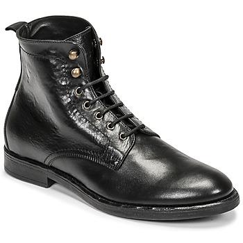 Topánky Muži Polokozačky Kost MILITANT 67 Čierna