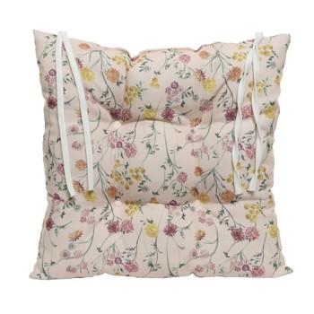 Domov Podložky na stoličky Decoris ALIX Ružová