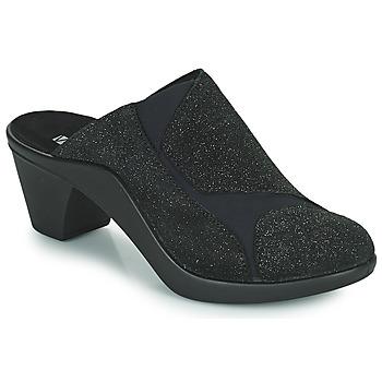 Topánky Ženy Šľapky Romika Westland ST TROPEZ 234 Čierna