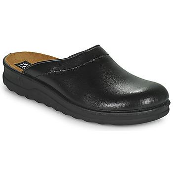 Topánky Muži Šľapky Romika Westland METZ 260 Čierna