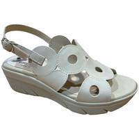 Topánky Ženy Sandále Susimoda SUSI3927sasso grigio