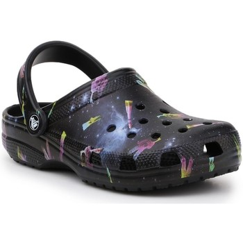 Topánky Deti Nazuvky Crocs Classic Out OF This World II Clog Čierna