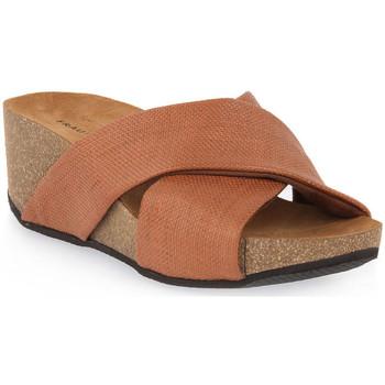 Topánky Ženy Šľapky Frau NERO MATERA Nero