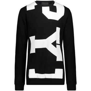 Oblečenie Muži Mikiny Pyrex 21EPB41996 Black/White
