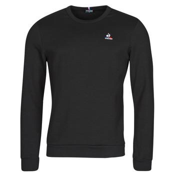Oblečenie Muži Mikiny Le Coq Sportif ESS CREW SWEAT N 3 M Čierna