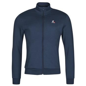 Oblečenie Muži Vrchné bundy Le Coq Sportif ESS FZ SWEAT N 3 M Námornícka modrá