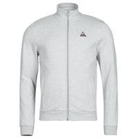 Oblečenie Muži Vrchné bundy Le Coq Sportif ESS FZ SWEAT N 3 M Šedá / Frkaná