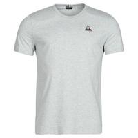 Oblečenie Muži Tričká s krátkym rukávom Le Coq Sportif ESS TEE SS N 3 M Šedá / Frkaná