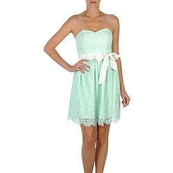 Oblečenie Ženy Krátke šaty Morgan RORT Zelená