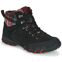 Topánky Ženy Turistická obuv Allrounder by Mephisto NIGATA TEX Čierna / Červená