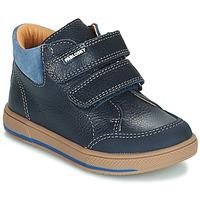 Topánky Chlapci Polokozačky Pablosky 503723 Modrá